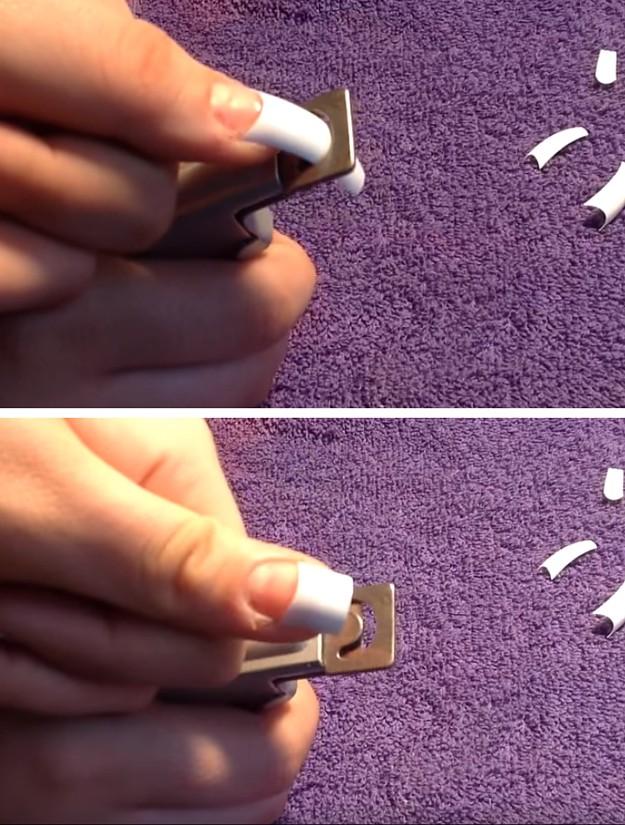 Cut And File Diy Acrylic Nails