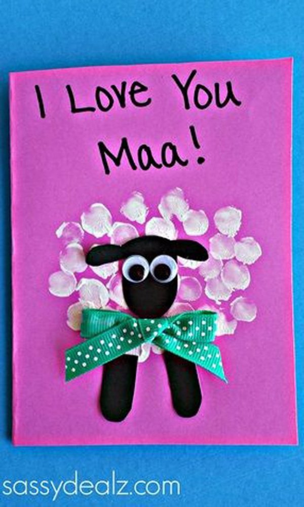 15 Homemade Mother's Day Cards | Handmade Crafts | DIY ...
