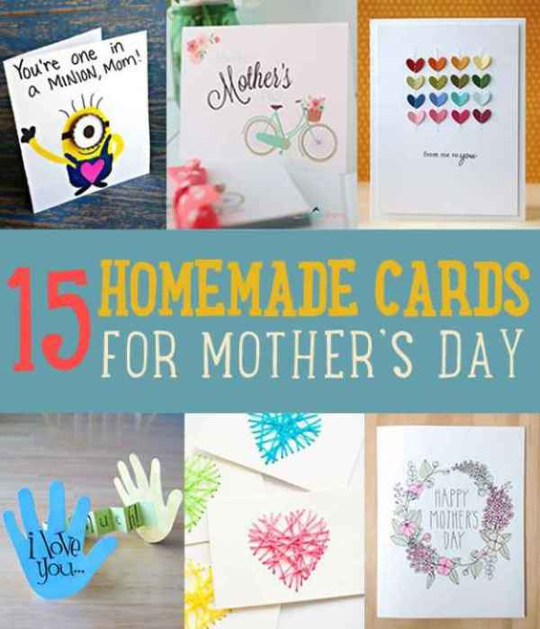 121 Touching DIY Gift IdeasThis Mother's Day