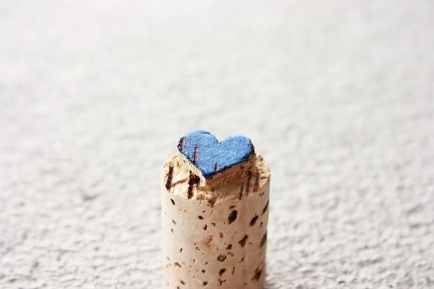 Cork Stamp   Impressive Ways To Reuse Wine Corks
