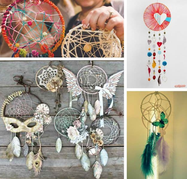 DIY Dreamcatcher | DIY Teen Room Decor Projects