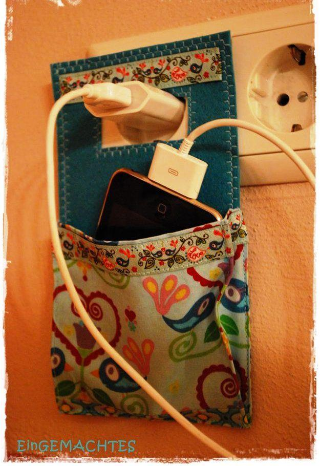 Cute Charging Station | Easy Crafts To Make And Sell