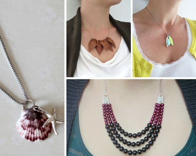 DIY Necklaces | Easy Crafts To Make And Sell