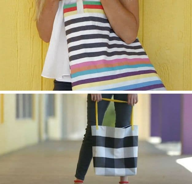 DIY Tote Bag | Easy Crafts To Make And Sell