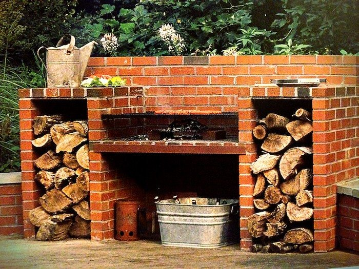 Build a brick barbecue for your backyard   DIY projects ... on Diy Bbq Patio id=48942