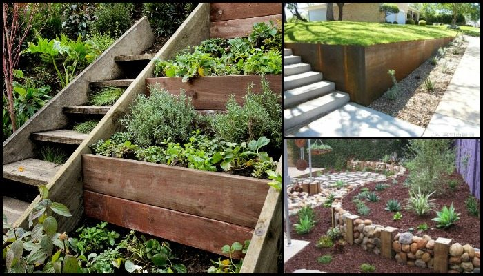 Retaining Wall Ideas | DIY projects for everyone! on Patio Stone Wall Ideas  id=88412