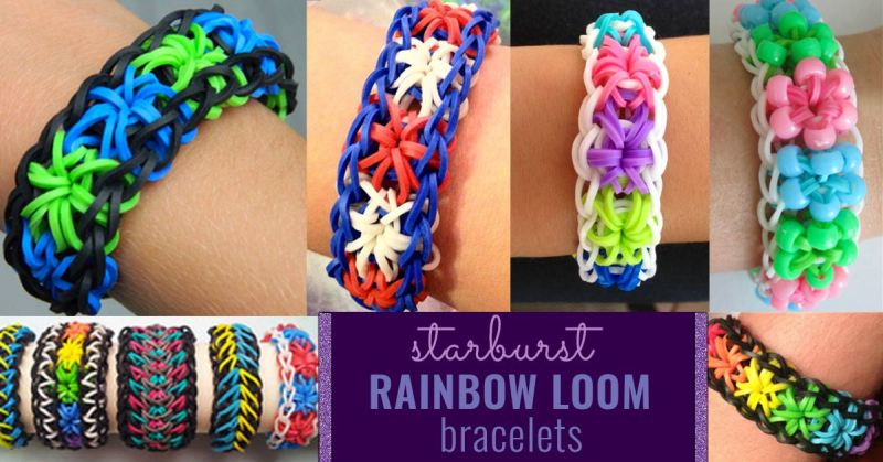 loom bands instructions step by step