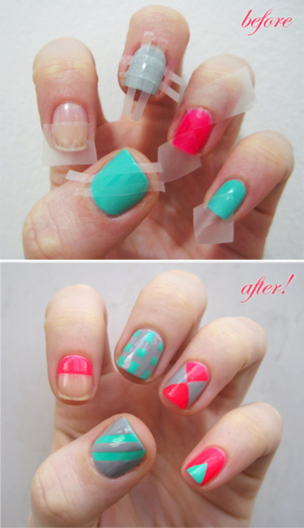 How To Do Nailart At Home