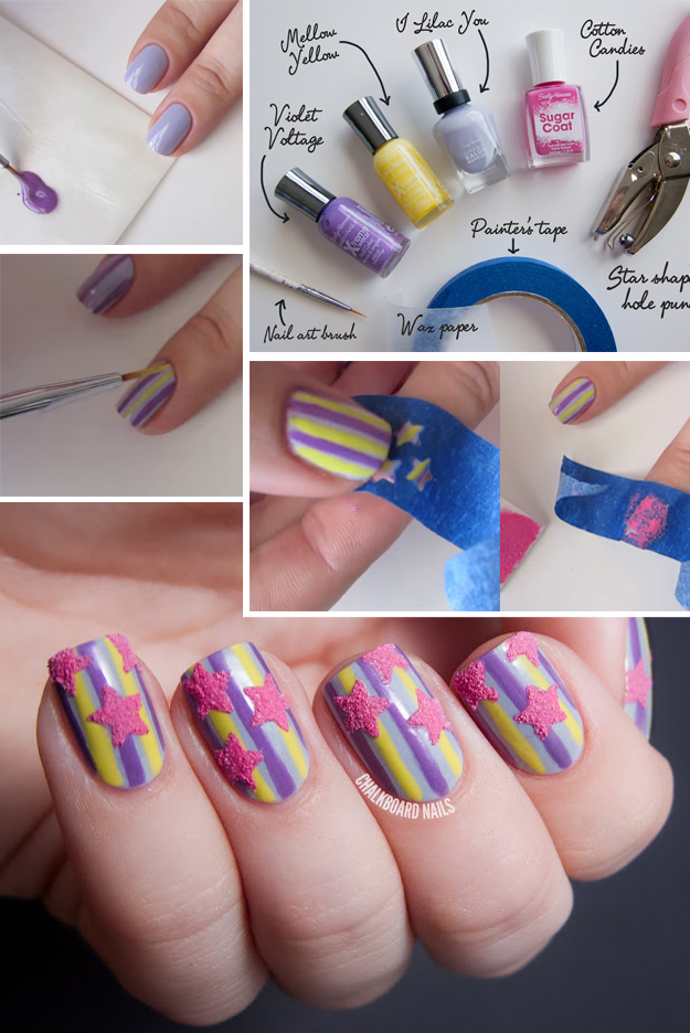 Robin S Egg Nail Art Tutorial