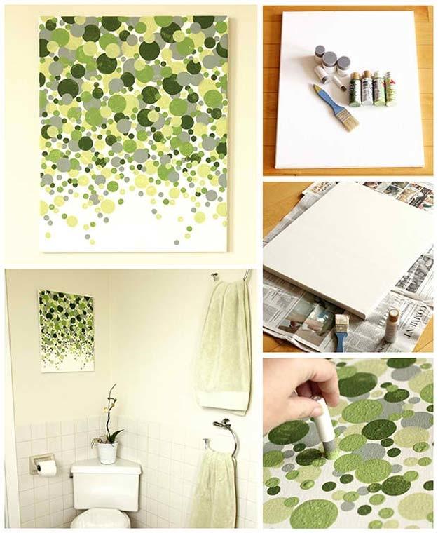 Bathroom Wall Art And Decor Framed