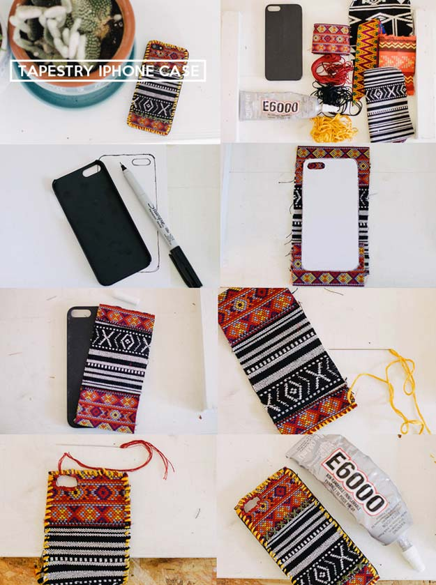 The Coolest Of The Cool DIY Iphone Case Makeovers 31 Of