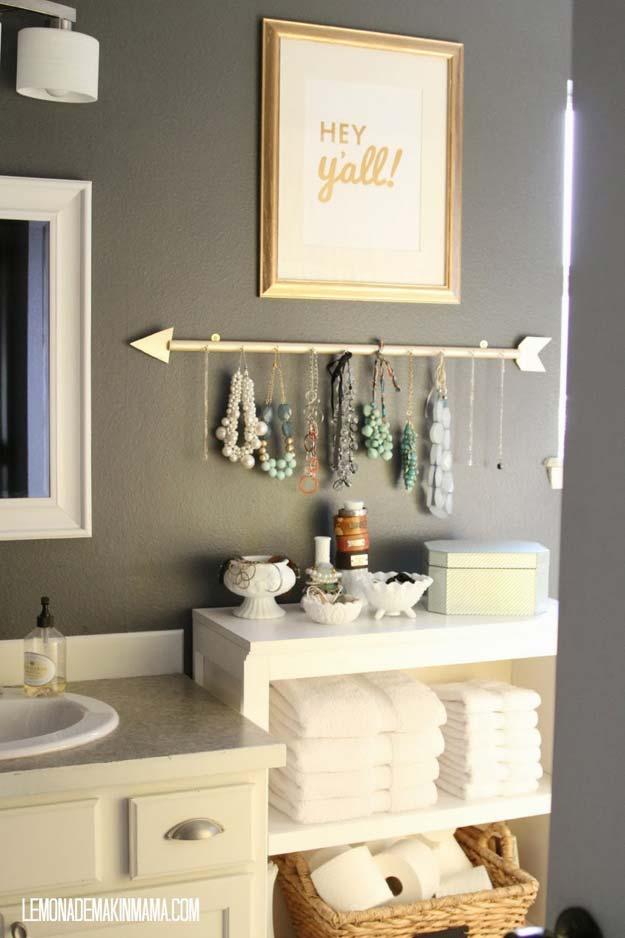 35 Fun DIY Bathroom Decor Ideas You Need Right Now on Fun Bathroom Ideas  id=66817