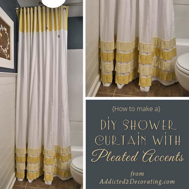 Shower Curtain Sewing Ideas | www.redglobalmx.org