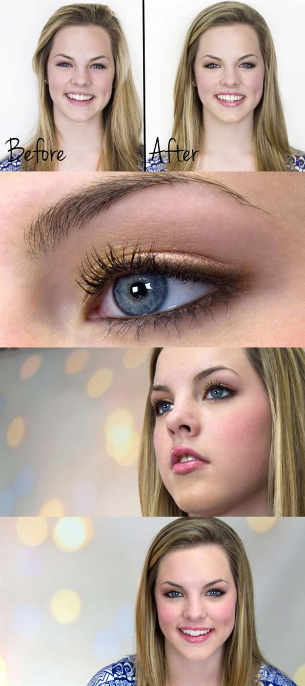 24 Cool Makeup Tutorials For Teens