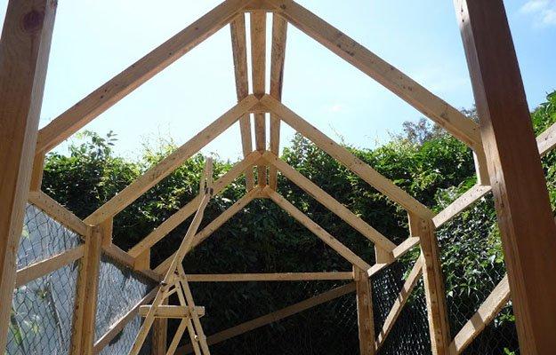 DIY pallet project