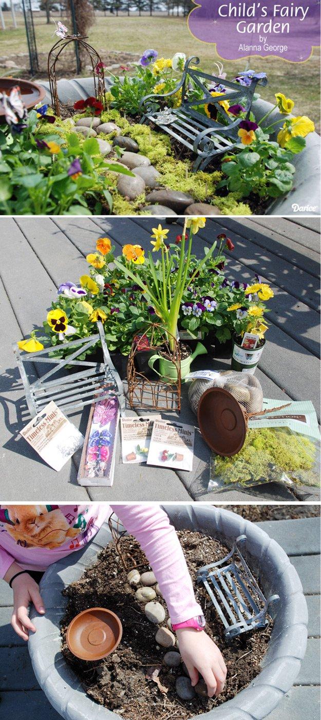 Easy DIY Backyard Project Ideas Craft Ideas | DIY Ready on Diy Garden Patio Ideas id=78602