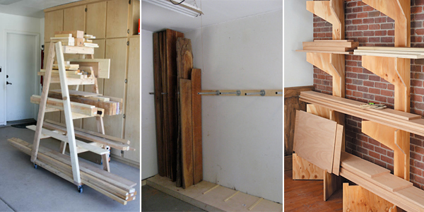 10 Clever & Budget-Friendly DIY Scrap Wood Storage Ideas