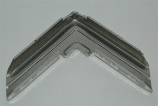 Roll Formed Solar Screen Frame Corners Keys
