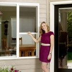 Custom Retractable Window Screen - Extra Tall with BetterVue