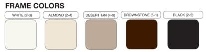 Custom Single Panel Retractable Screen Door Kit with Heavy Duty Pet Resistant Screen