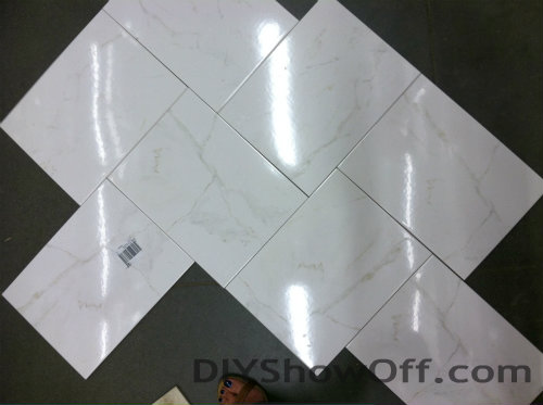 tips on how to tile from the home depot