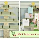 Diy Christmas Card Display Holderdiy Show Off Diy Decorating And Home Improvement Blog
