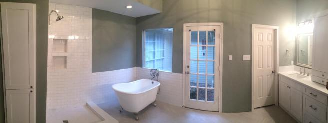 Bathroom Panoramic