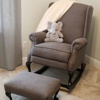 DIY Pottery Barn Rocking Chair
