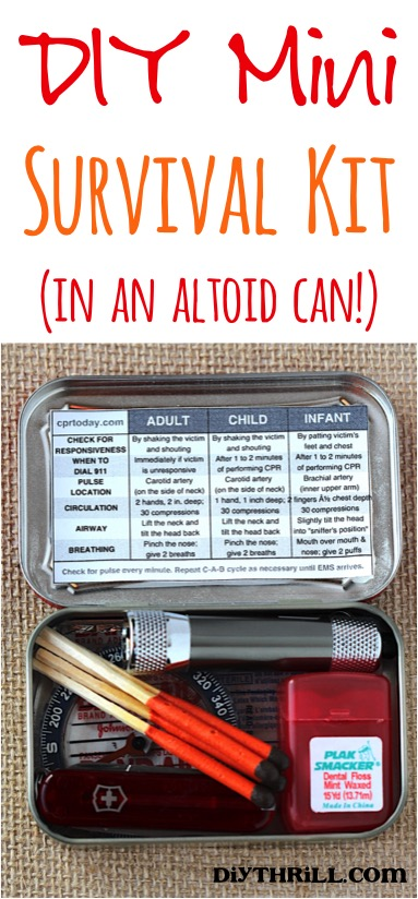DIY Mini Survival Kit