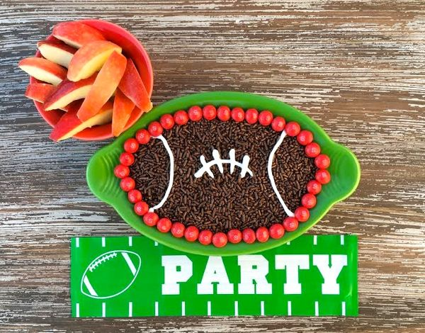 Easy Football Party Dip
