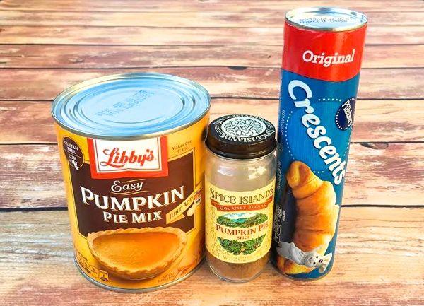 pumpkin-spice-crescent-rolls