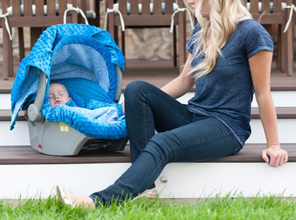Free Baby Car Seat Cover