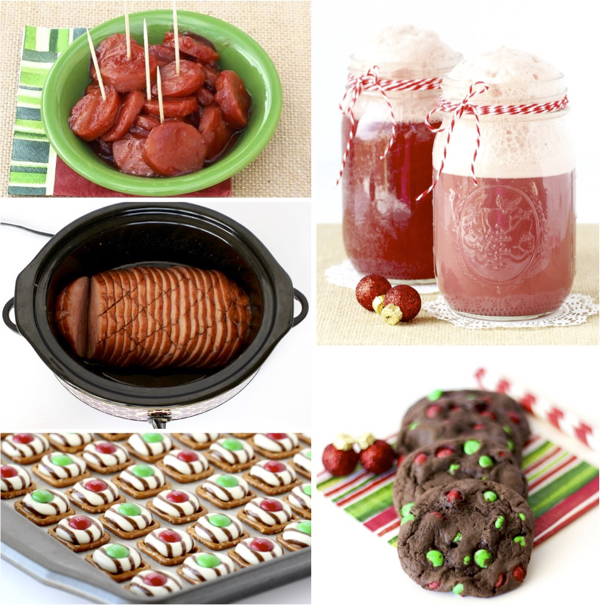 Christmas Party Menu Ideas for Large Groups