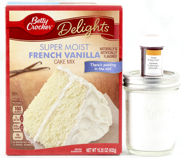 what can i make with powdered sugar and flour