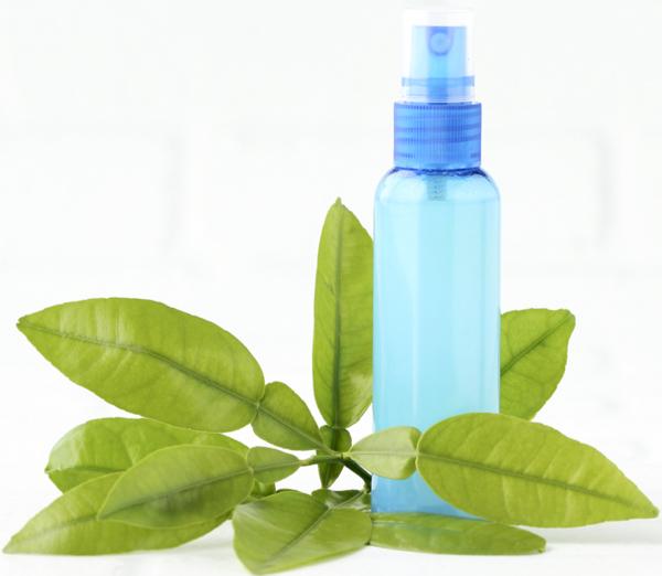 Homemade Hand Sanitizer Spray Recipe