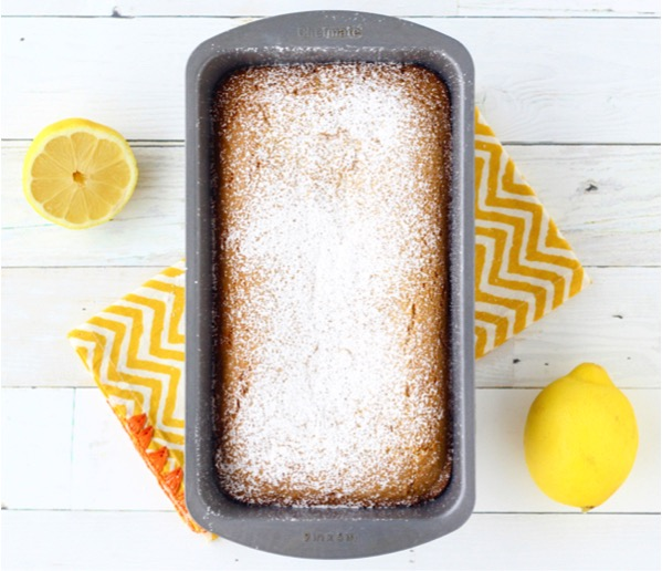 Cake Mix Lemon Bread Recipe