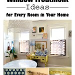10 Diy Window Treatment Ideas For Every Room In Your Home