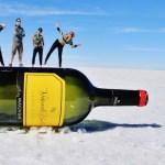 4 days from Tupiza to Salar de Uyuni