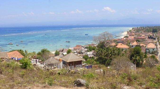 Panorama Point Nusa Lembongan Bali