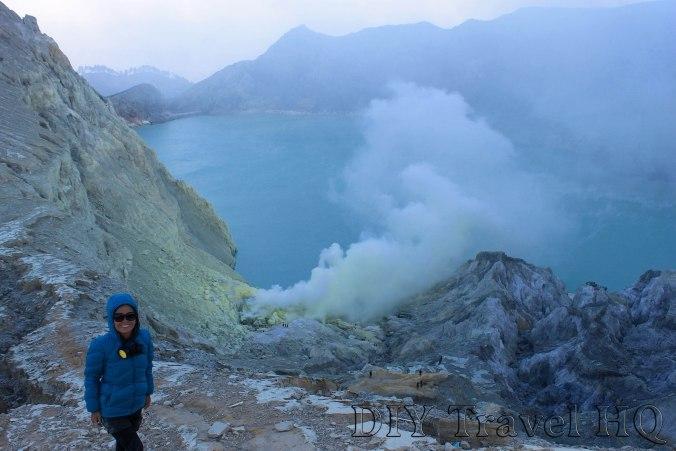 Me on Mt Ijen