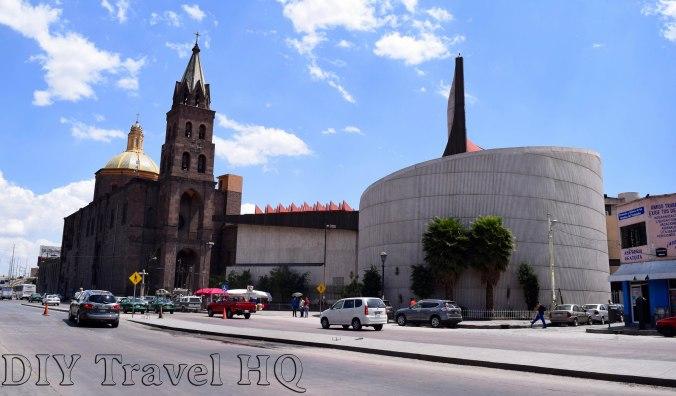 Templo de San Jose & Centro Cultural