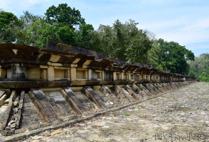 Gran Xicalcoliuhqui Perimeter Wall