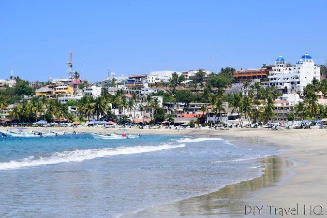 Puerto Escondido Bahia Principal