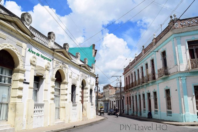 Colonial architecture in Cuba