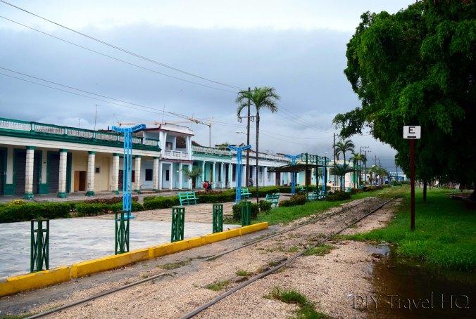 Ciego de Avila La Trocha Railroad