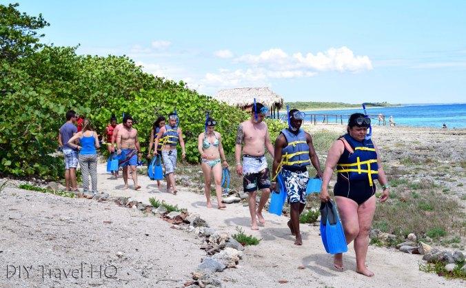 Playa Coral Flora and Fauna Reserve Snorkeling Tour