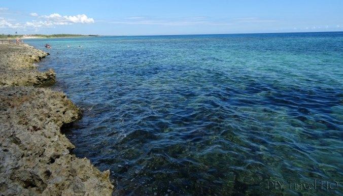 Playa Coral Ocean Choppiness
