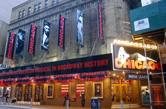 Chicago Box Office on Broadway