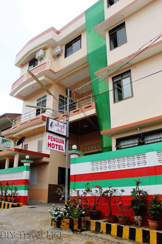 Penguin Hotel Kawthaung