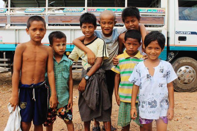 Kids of Ogre Island